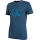 Mammut Alnasca - T-shirt manches courtes Homme - bleu